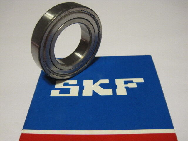 1 Stück SKF Rillenkugellager 6004-2Z 20x42x12 mm Kugellager 6004 2Z ZZ