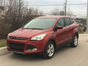 2014 Ford Escape SE Ecoboost Back Up Cam **ACCIDENT FREE**
