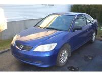 Honda civic 2004 , edition special , mags, AC  ****1999$******
