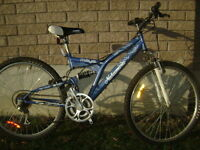 Mountain bike for men