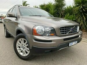 2009 Volvo XC90 MY09 D5 Gold 6 Speed Automatic Geartronic Wagon Hoppers Crossing Wyndham Area Preview