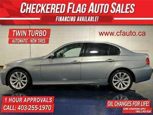 2007 BMW 335i TWIN TURBO-SUNROOF-NEW TIRES