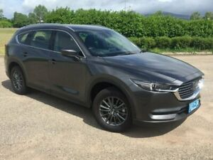 2019 Mazda CX-8 KG Series Sport Grey Sports Automatic Garbutt Townsville City Preview