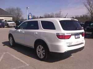 2013 Dodge Durango All wheel drive / clean with 20's! London Ontario image 2