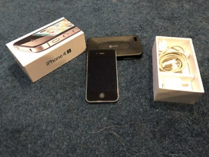 iPhone 4s 16GB for Bell network, Black