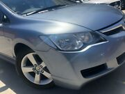 2007 Honda Civic 8th Gen MY07 VTi-L Silver 5 Speed Automatic Sedan Palmyra Melville Area Preview