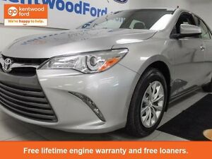 2017 Toyota Camry LE- It's basically brand new! steal of a car!