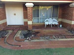 Free Pavers - Midland Brick Red The Vines Swan Area Preview