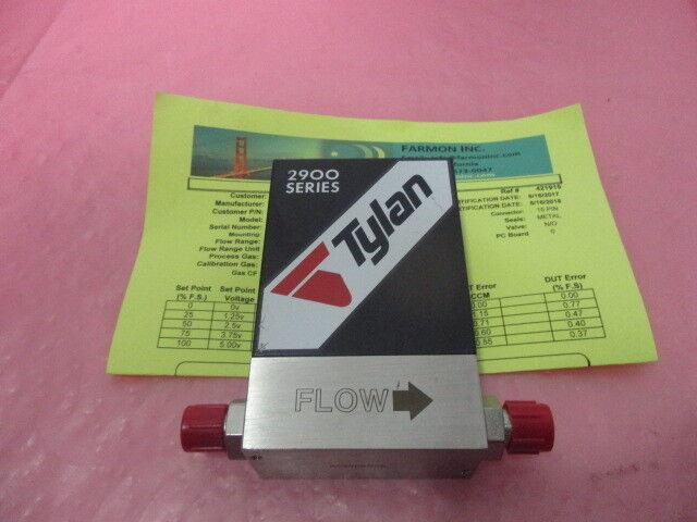 Tylan PC-5900UV  MFC, HE, 50 SCCM, 2900 Series, LAM 797-62046-103, 321765