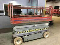 1995 // Skyjack SJ4626 // Electric Scissor Lift City of Toronto Toronto (GTA) Preview