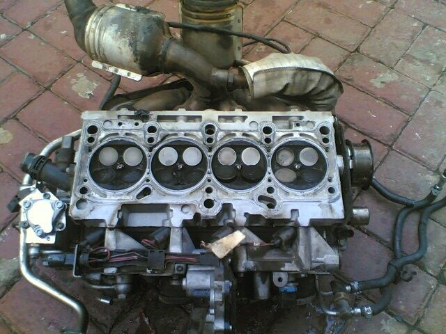golf 5 20L fsi engine cilynder head''BVZ''