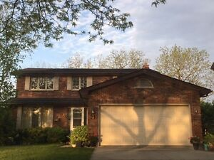 House for rent. close to UWO Ivey hospital, start Sep 1st