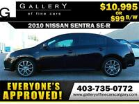 2011 Nissan Sentra SE-R $99 BI-WEEKLY APPLY NOW DRIVE NOW