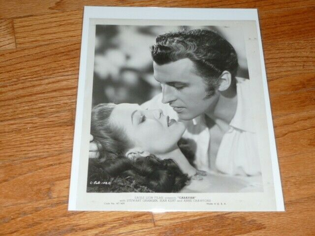 CARAVAN (1946) Movie Press Kit Photo Stewart Granger Jean Kent Anne Crawford
