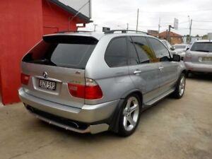 2002 BMW X5 M SPORT Silver Automatic Wagon