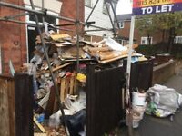 RUBBISH? TIP RUNS-MAN WITH VAN, sofa,settee,tv,bed,table,fridge,dryer,to let, flat house bedroom