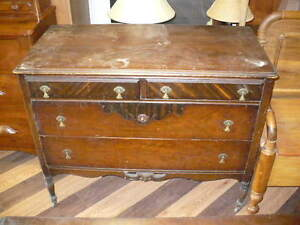 2 Antique Dressers to Choose $150 Each at Round About Treasures