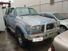 1996 Toyota Landcruiser GXL Blue Manual Wagon Tottenham Maribyrnong Area Preview