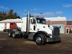 2010 PETERBILT 367 HEAVY SPEC, REBUILT ENGINE & TRANSMISSION