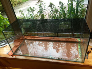 75 GALLON TERRARIUM FOR SALE!