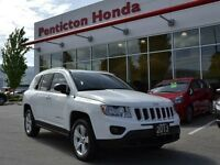 2013 Jeep Compass North Edition 4x4 Automatic