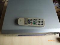 Video recorder. Aiwa 6 head Hi-fi with NTSC playback
