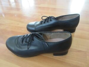 WOMEN'S TAP SHOES: SIZE 8.5