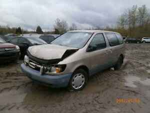 LET'S BUY PARTS AT LIBERTY AUTOPARTS-2000 Toyota Sienna!!