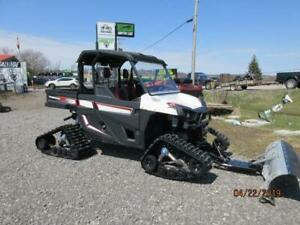 2018 TEXTRON/ARCTIC CAT STAMPEDE X EPS LOADED DEMO ON SALE!