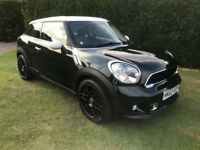 2014 Mini Paceman 1.6 Cooper S - Stunning immaculate example