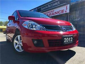 2012 Nissan Versa 1.8 SL - One Owner - No Accidents