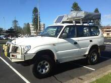 2002 Toyota LandCruiser Prado 4x4 Dee Why Manly Area Preview