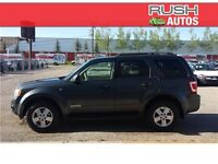 2008 Ford Escape XLT 4WD, V6, LEATHER, POWER SEATS