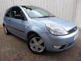 Ford Fiesta 1.4 Zetec Climate, Excellent Service History, Would Make an Ideal First Car