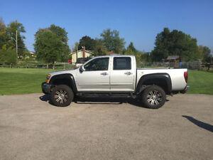 """2010 GMC Canyon SLE Pickup Lifted 6""""  May trade"""