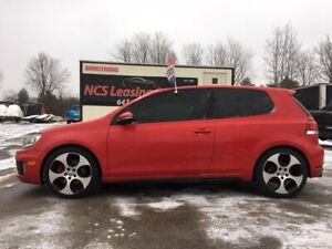 2011 Volkswagen GTI 3-Door ACCIDENT FREE | 6S MANUAL | CRUISE |