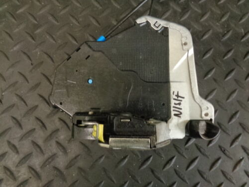 2008 LEXUS IS 220d 4DR SALOON PASSENGER SIDE FRONT DOOR LOCK CATCH