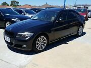 2009 BMW 320i E90 MY09 Executive Steptronic Black 6 Speed Sports Automatic Sedan St James Victoria Park Area Preview