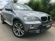 2010 BMW X5 E70 MY10 xDrive 30D Grey 8 Speed Automatic Sequential Wagon Hoppers Crossing Wyndham Area Preview