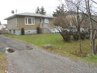 NEW PRICE Two bedroom bungalow with Inlaw suite ( needs TLC )