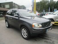 VOLVO XC90 2.4 D5 SE LUX AWD 5d AUTO 185 BHP (grey) 2007