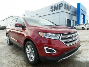 2016 Ford Edge SEL AWD, leather, rem. start, back up cam, sunroo