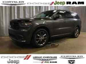 2017 Dodge Durango GT LEATHER HEATED SEATS TRAILER TOW PACKAGE B