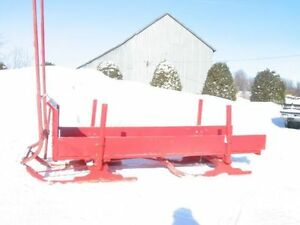 Single & Team Horse Sleighs For Sale