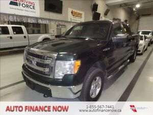 2013 Ford F-150 4WD SuperCrew XLT REDCUED CHEAP PAYMENTS CALL