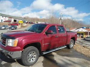 AS TRADED ! 2007 GMC Sierra 1500 CREW CAB , AS TRADED !