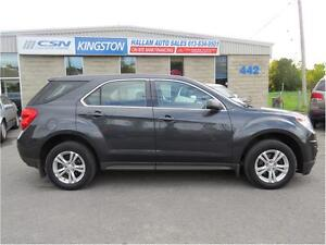 2012 Chevrolet Equinox LS, Bluetooth, Cruise Control, Hitch Kingston Kingston Area image 2