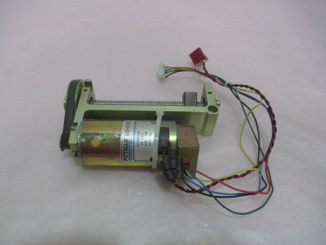 Pittman 9236E466 Asyst Loader Motor, 24 VDC, 500 CPR, 418141