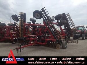 2009 Case IH 330-34 Turbo Till Disc London Ontario image 1