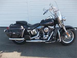 2008 Harley Davidson Heritage Softail Lots of extras $9995 Yeah!